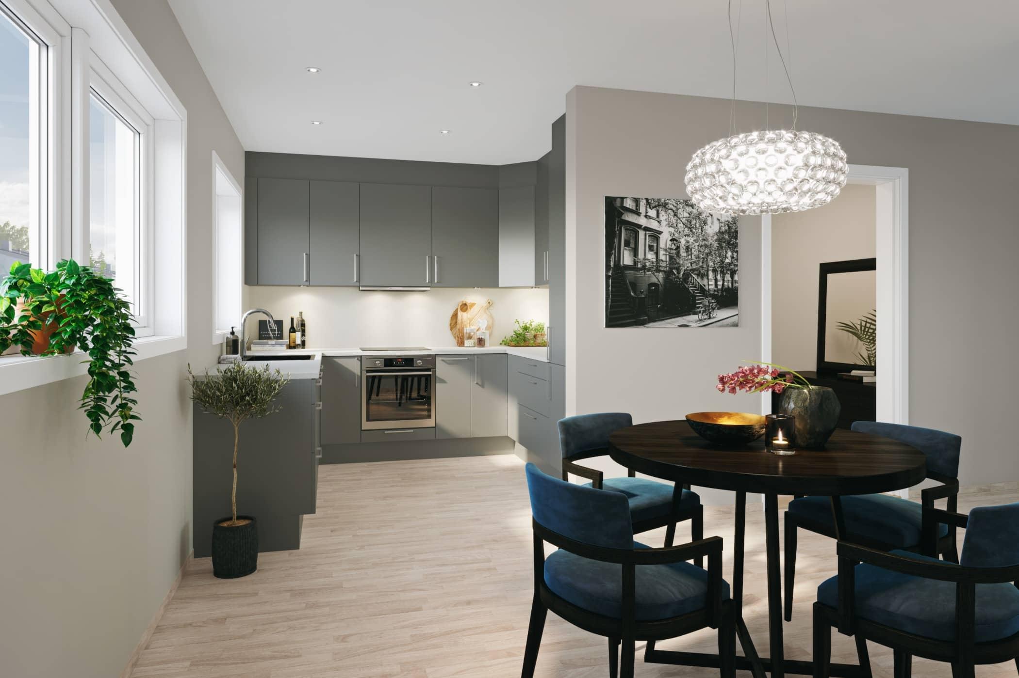Living room, Interior design, House, Ceiling, Floor, Building, Property, Furniture
