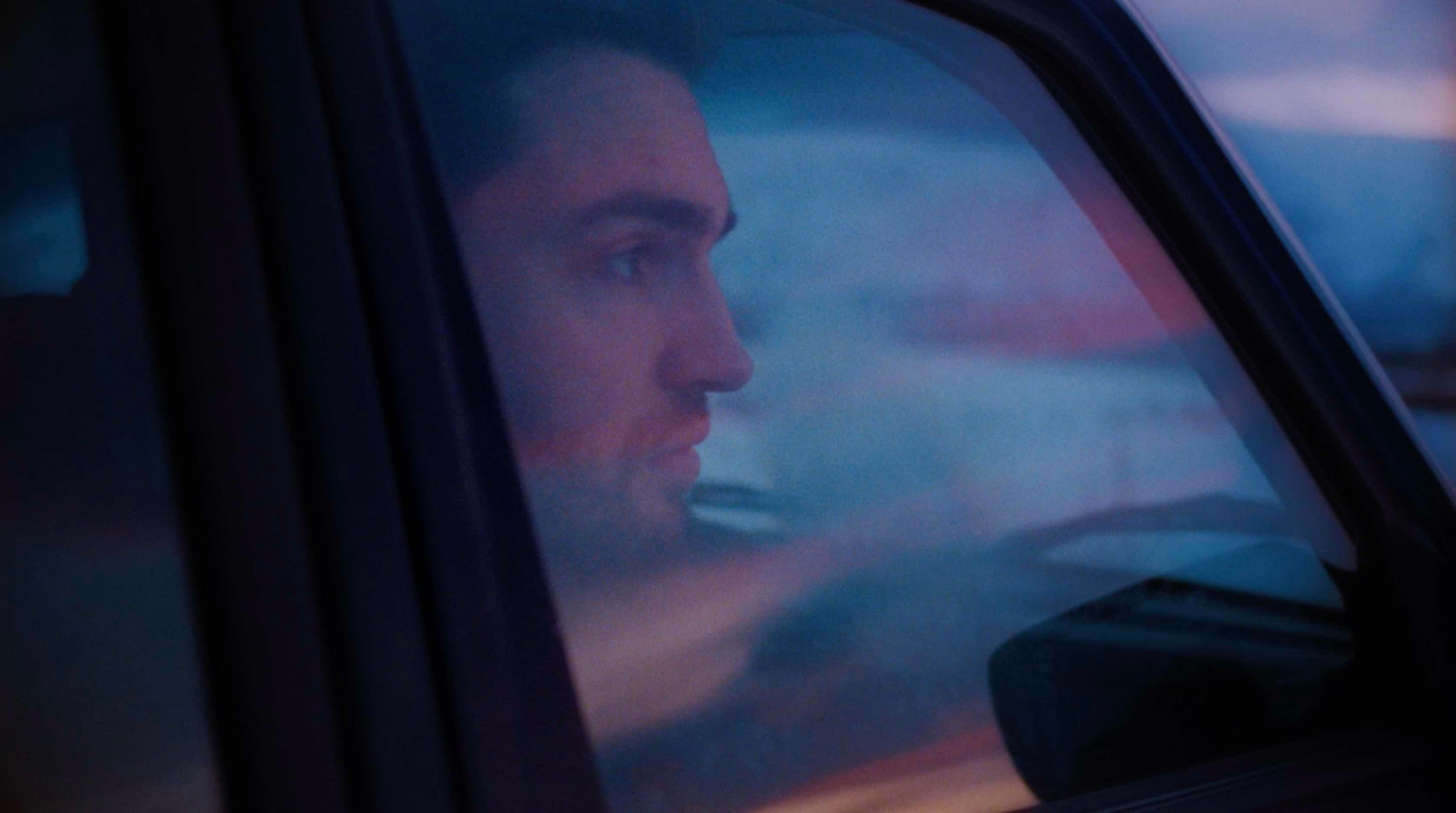 Automotive lighting, Motor vehicle, Rear-view mirror, Car
