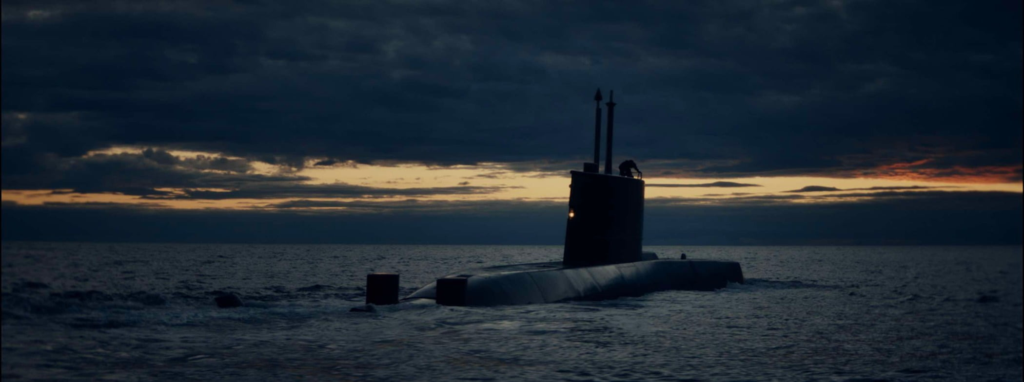 Ballistic missile submarine, Water, Sky, Cloud, Fluid, Boat, Watercraft