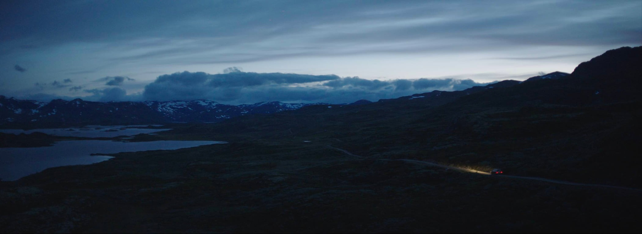 Natural landscape, Cloud, Sky, Mountain, Terrain