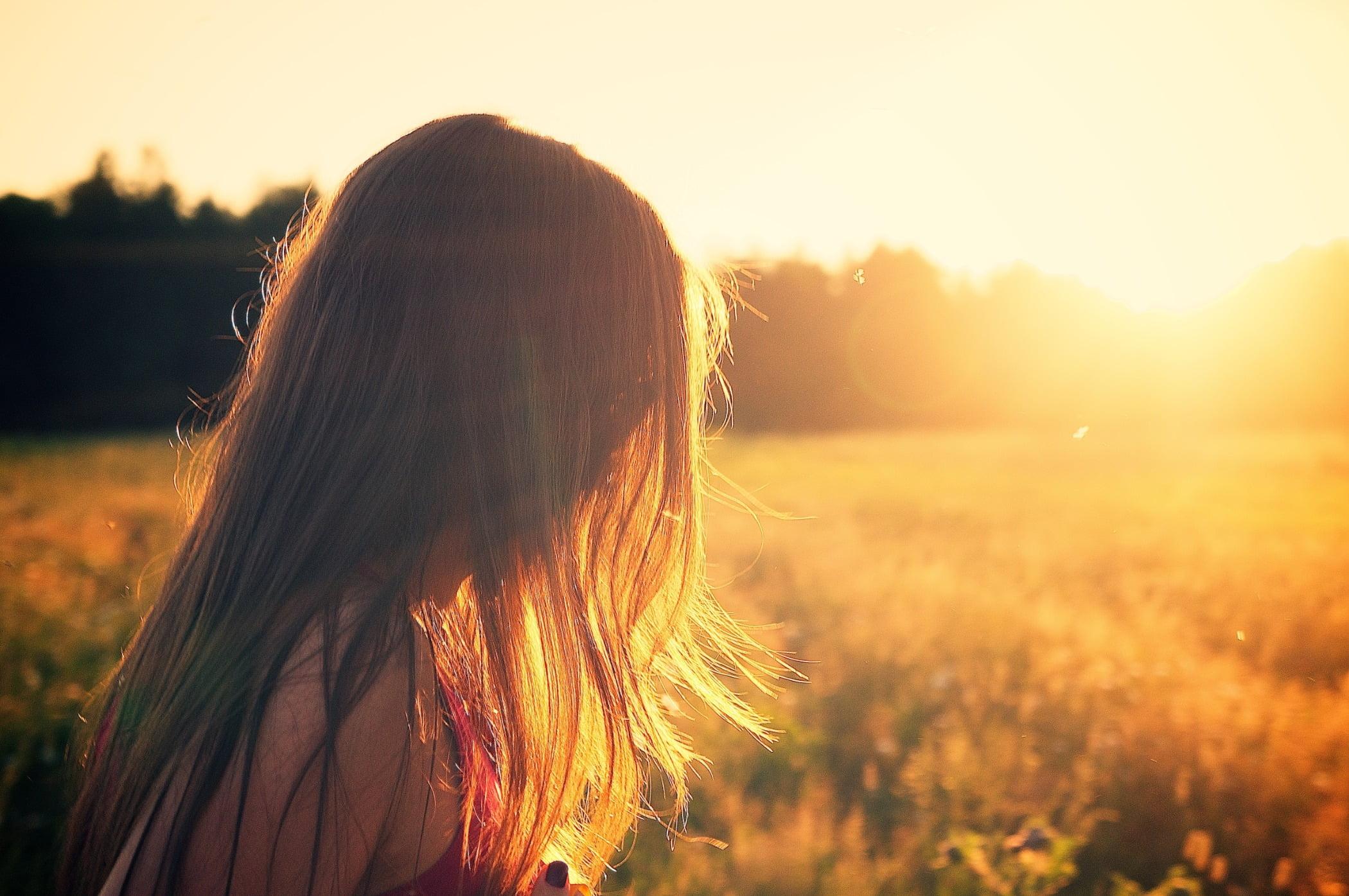 summerfield, woman, girl
