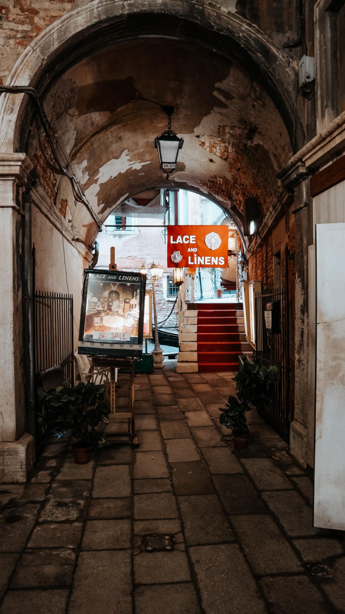 Losting in Venice