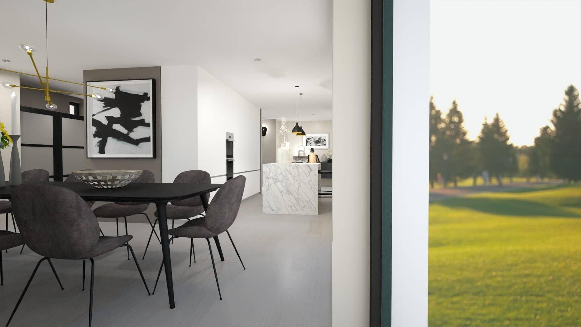 Interior design, Architecture, Home, Building, Furniture, House, Property, Room, White