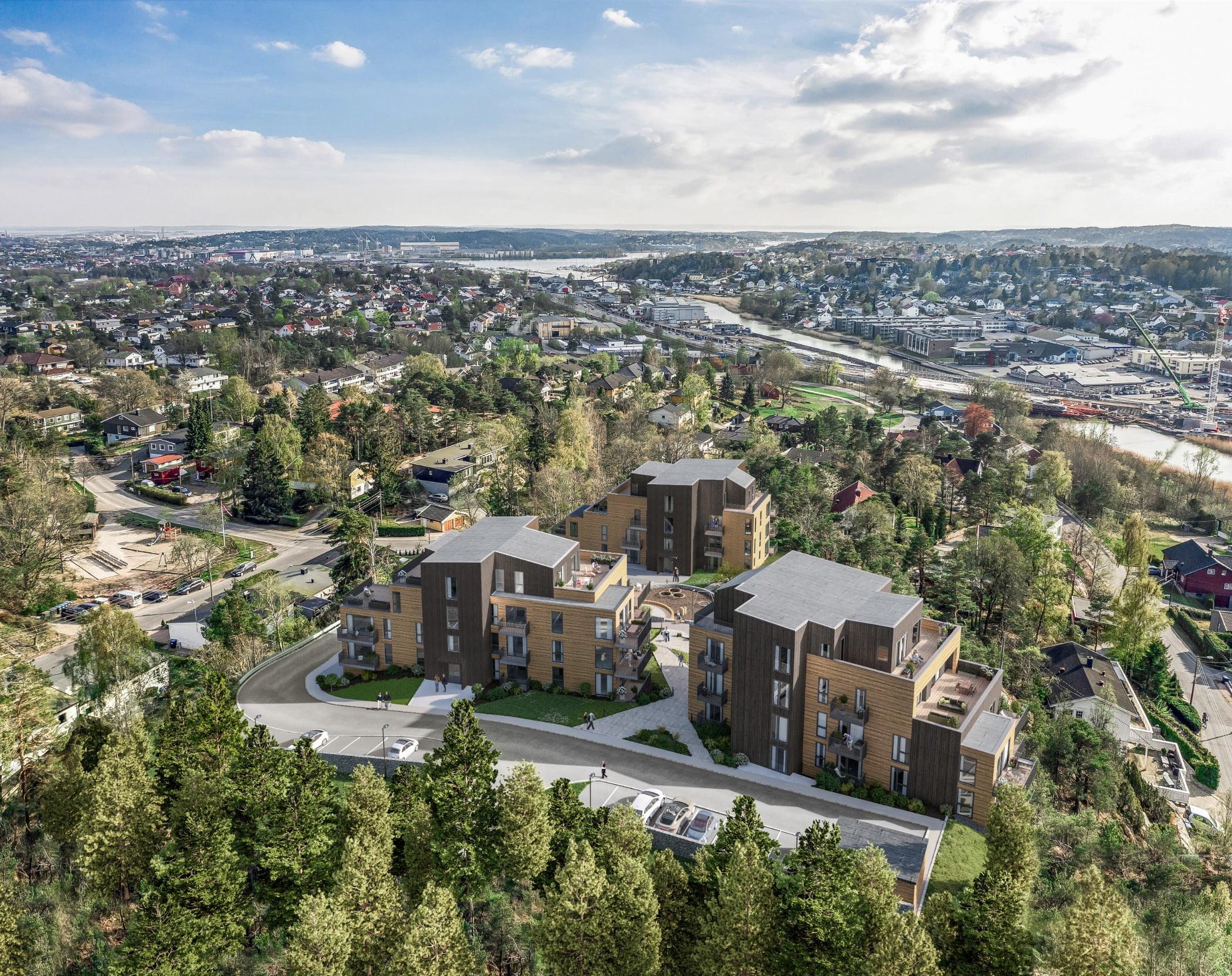Urban design, Land lot, Cloud, Sky, Building, Property, Plant, Tree, Window, Architecture