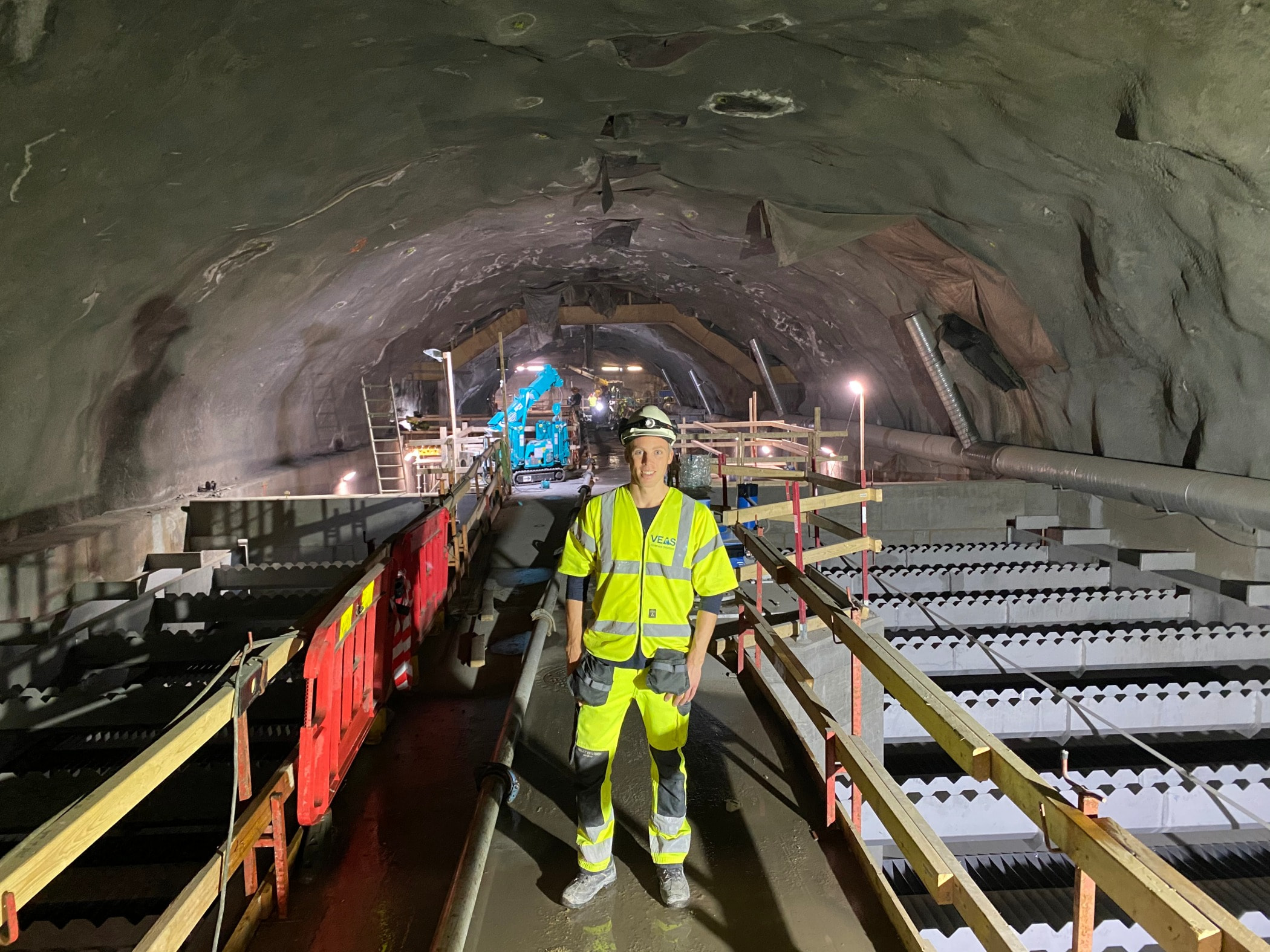 Infrastructure, Mining, Tunnel