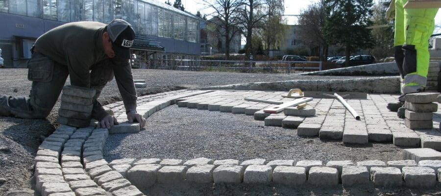 Composite material, Road surface, Cobblestone, Concrete, Neighbourhood