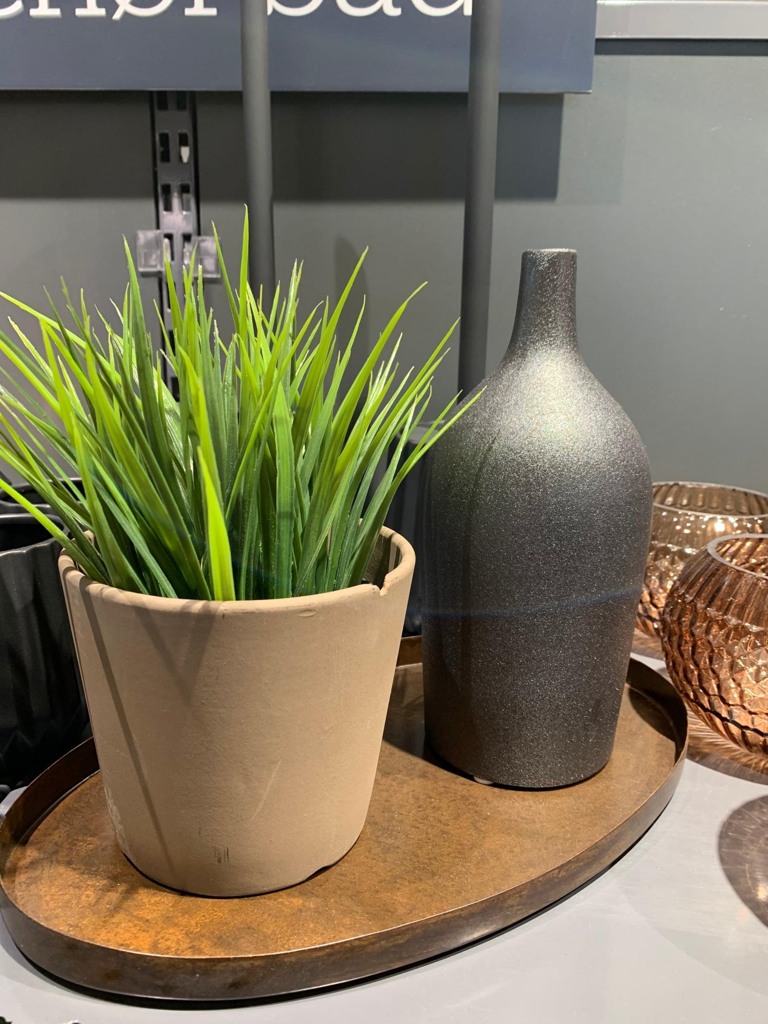 Interior design, Plant, Flowerpot, Houseplant, Serveware, Wood, Dishware, Pottery