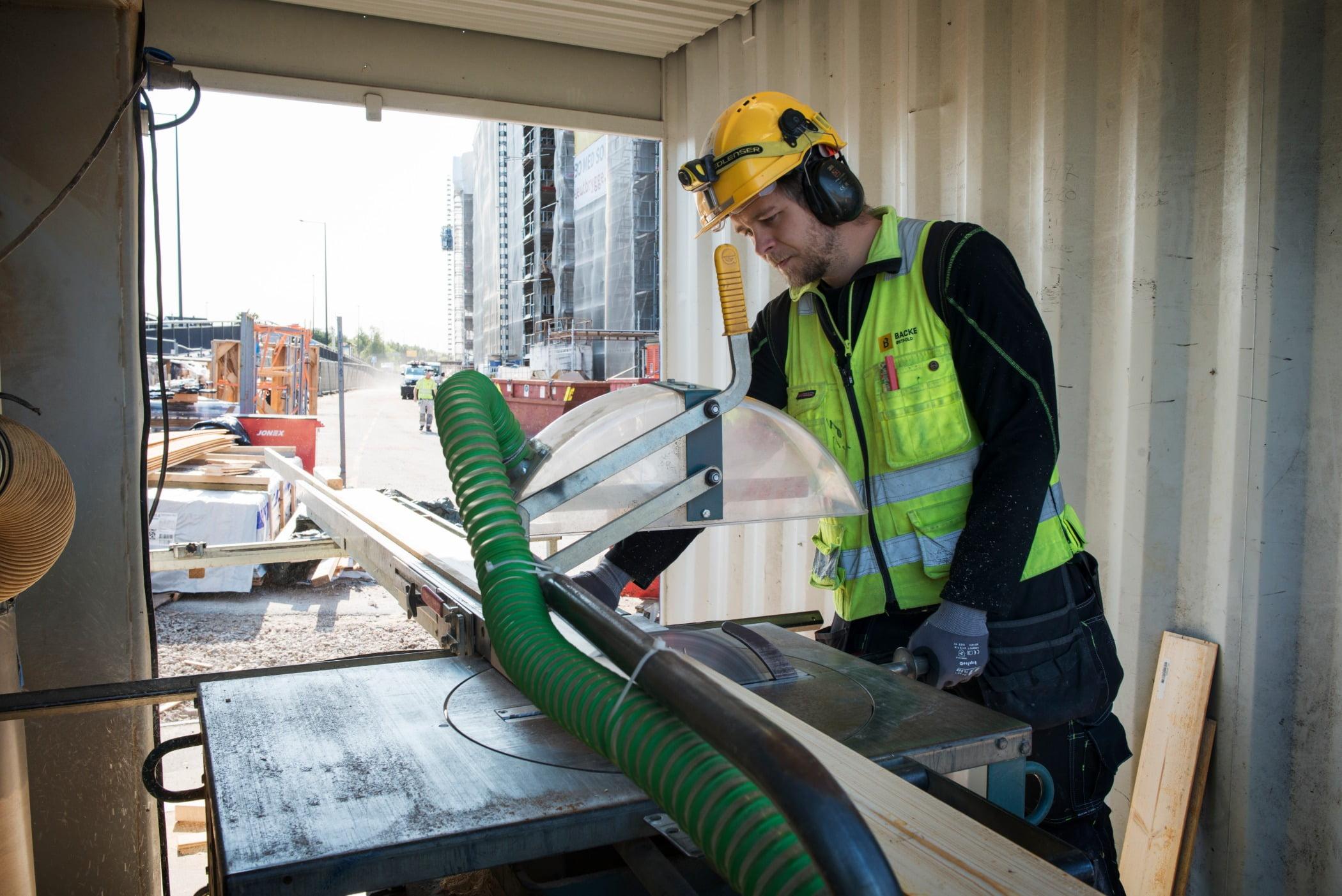 High-visibility clothing, Hard hat, Construction worker, Workwear, Tradesman, Helmet, Building, Engineer, Yellow, Asphalt