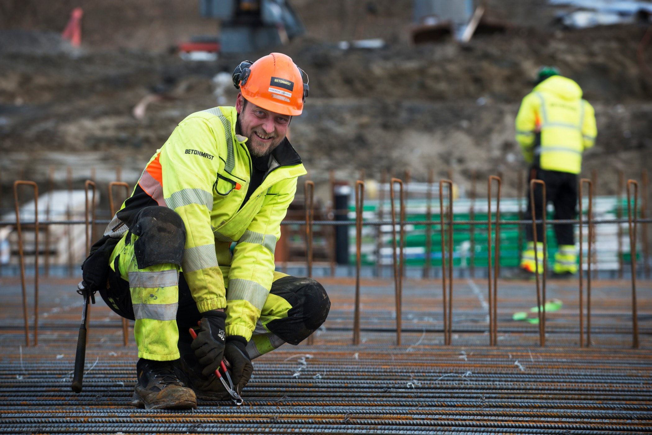 High-visibility clothing, Construction worker, Asphalt, Transport