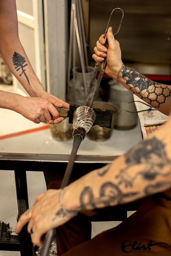 Hand, Tattoo, Arm