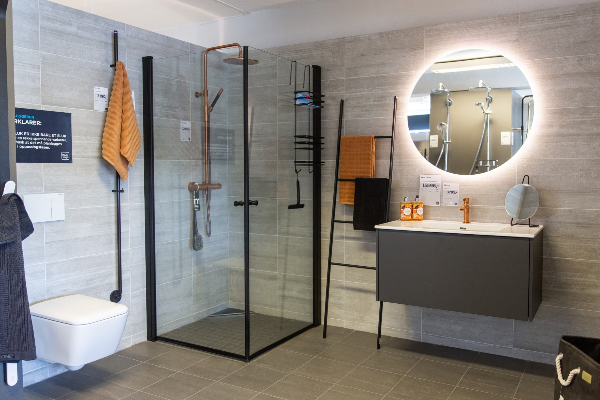 Plumbing fixture, Shower head, Interior design, Mirror, Property, Tap, Building, Sink, Bathroom