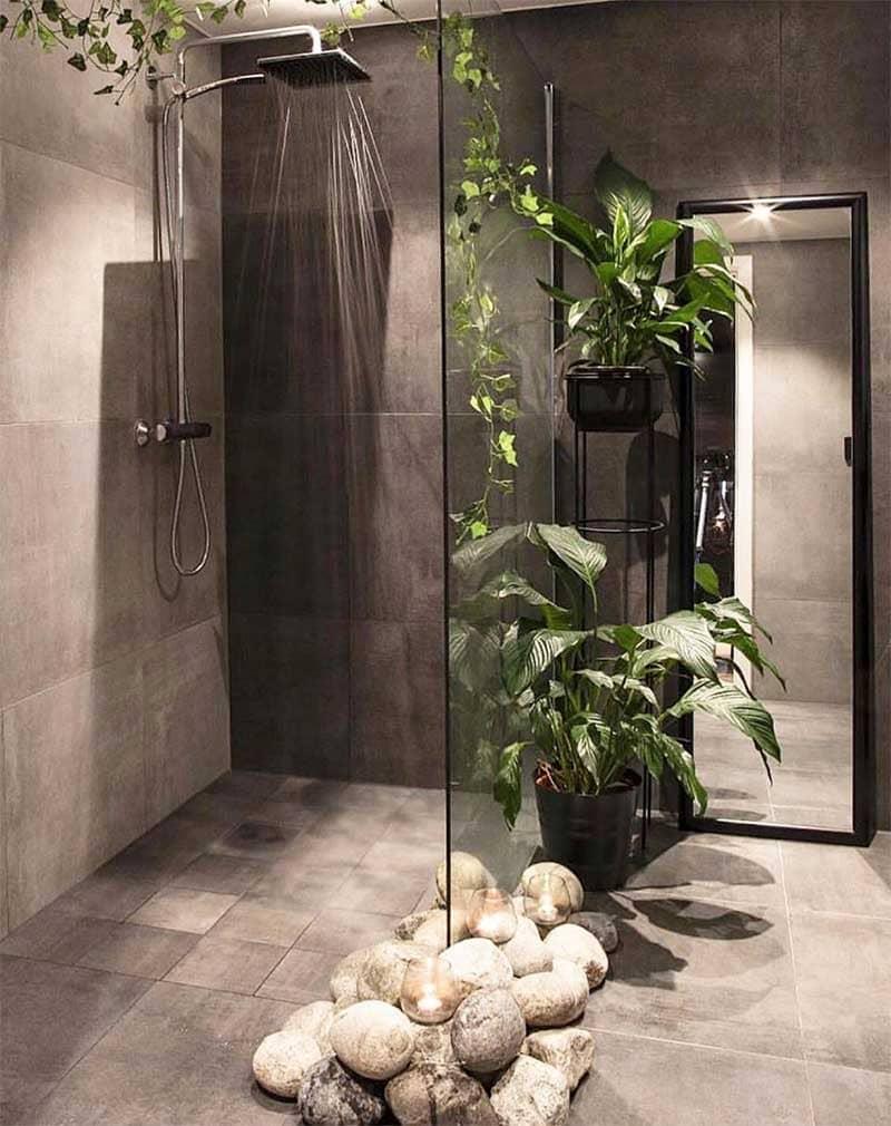 Interior design, Floor, Property, Room, Tile