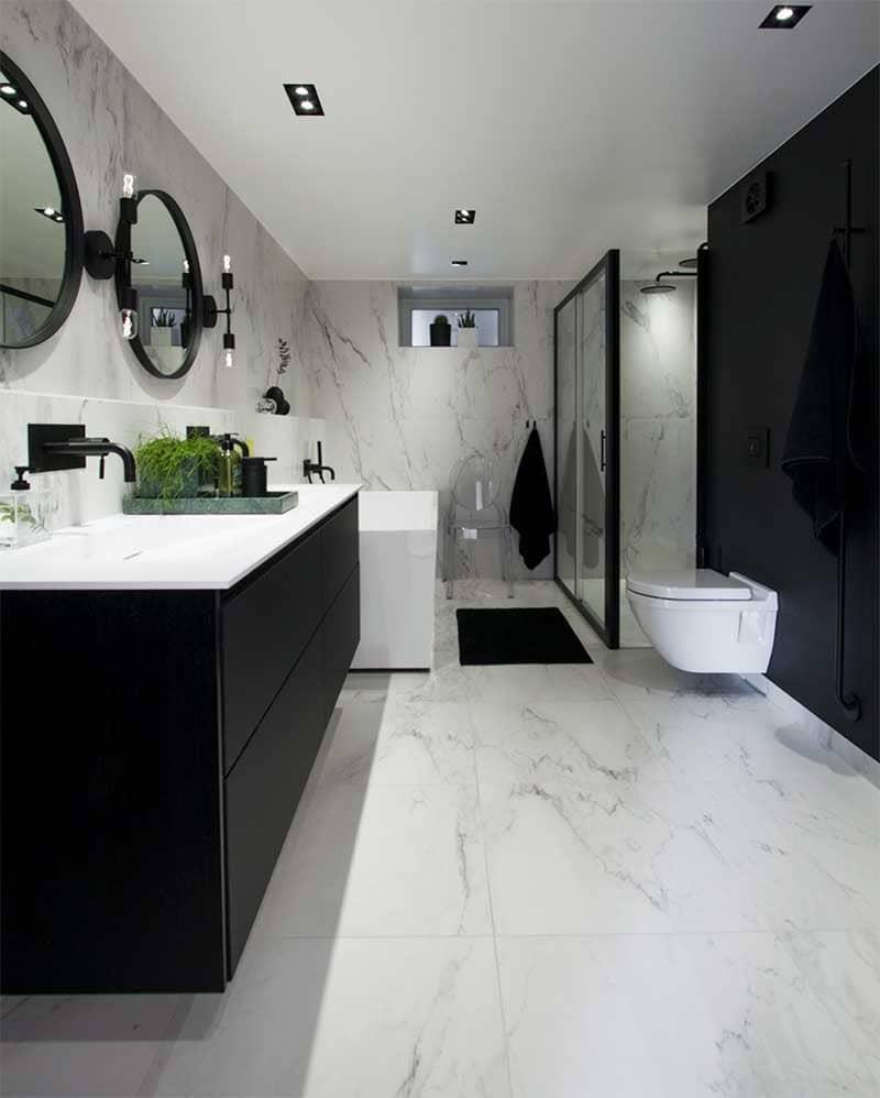 Interior design, House, Architecture, Building, Sink, Tile, Floor, Property, Room, Bathroom